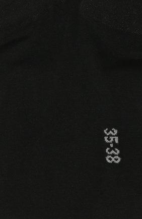 Женские носки FALKE черного цвета, арт. 46422 | Фото 2 (Материал внешний: Синтетический материал)