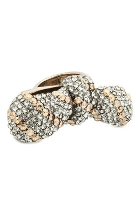 Женское кольцо LANVIN серебряного цвета, арт. AW-CJGR03-B0WS-E21 | Фото 1