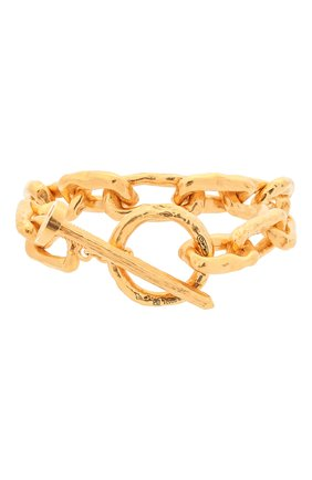 Женский браслет OFF-WHITE золотого цвета, арт. 0W0A045S21MET0017600 | Фото 1
