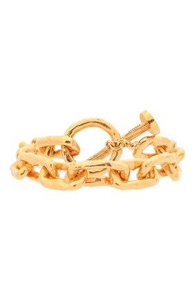 Женский браслет OFF-WHITE золотого цвета, арт. 0W0A045S21MET0017600 | Фото 2