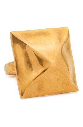 Женское кольцо  VALENTINO золотого цвета, арт. VW0J0I12/MET | Фото 1