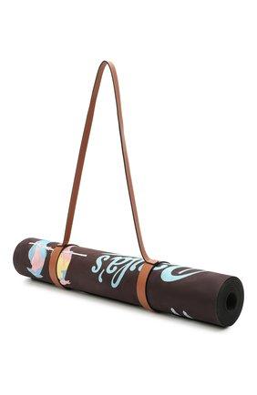 Женского коврик для йоги loewe x paula's ibiza LOEWE черного цвета, арт. K000A21X05   Фото 2 (Материал: Резина)