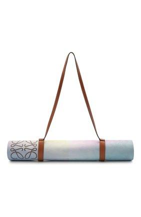 Женского коврик для йоги loewe x paula's ibiza LOEWE разноцветного цвета, арт. K000A21X03 | Фото 1 (Материал: Резина)