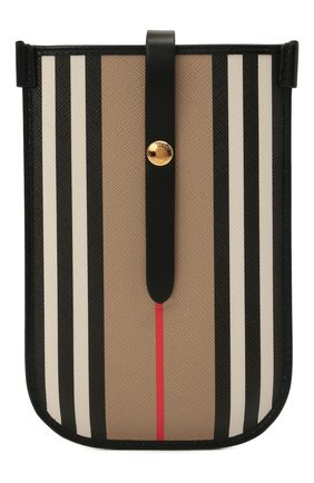 Чехол для iphone BURBERRY бежевого цвета, арт. 8040876 | Фото 1