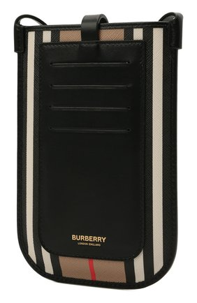 Чехол для iphone BURBERRY бежевого цвета, арт. 8040876 | Фото 2
