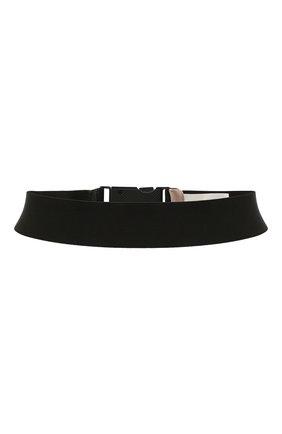 Женский текстильный пояс N21 черного цвета, арт. 21E N2M1/6601/5947   Фото 2