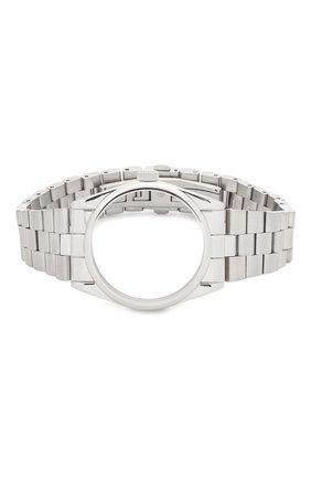 Мужской браслет AMBUSH серебряного цвета, арт. BM0A026S21MET002 | Фото 1