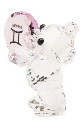 Скульптура kris bear gemini SWAROVSKI прозрачного цвета, арт. 5396297 | Фото 2