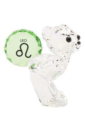 Скульптура kris bear leo SWAROVSKI прозрачного цвета, арт. 5396280 | Фото 1