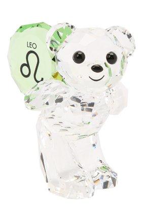 Скульптура kris bear leo SWAROVSKI прозрачного цвета, арт. 5396280 | Фото 2