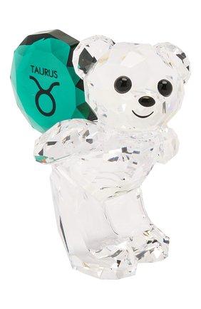Скульптура kris bear taurus SWAROVSKI прозрачного цвета, арт. 5396295 | Фото 2