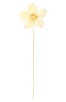 Украшение garden tales hellebore SWAROVSKI желтого цвета, арт. 5557802 | Фото 1