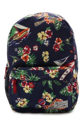 Детская рюкзак POLO RALPH LAUREN разноцветного цвета, арт. 400836139 | Фото 1