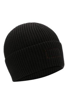 Женская хлопковая шапка HERON PRESTON FOR CALVIN KLEIN черного цвета, арт. K50K508123 | Фото 1