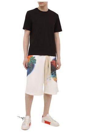 Мужские хлопковые шорты loewe x paula's ibiza LOEWE белого цвета, арт. H616Y27X02 | Фото 2