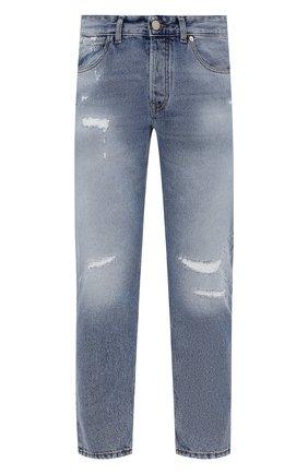 Мужские джинсы PREMIUM MOOD DENIM SUPERIOR синего цвета, арт. S21 0417257532/R0BERT   Фото 1