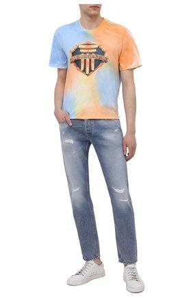 Мужские джинсы PREMIUM MOOD DENIM SUPERIOR синего цвета, арт. S21 0417257532/R0BERT   Фото 2