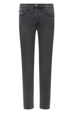 Мужские джинсы TWO MEN IN THE WORLD серого цвета, арт. A1BTM7 Marco   Фото 1