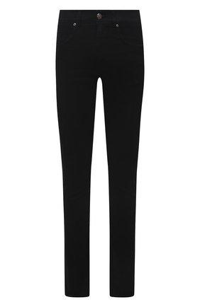 Мужские джинсы 2 MEN JEANS черного цвета, арт. A1BTLN Gary | Фото 1