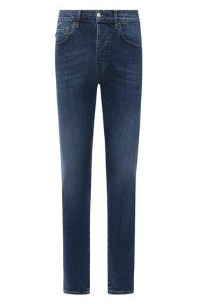 Мужские джинсы TWO MEN IN THE WORLD синего цвета, арт. A18CM7 Marco   Фото 1