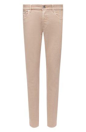 Мужские джинсы BRUNELLO CUCINELLI бежевого цвета, арт. M277PD2210 | Фото 1