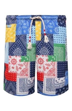 Мужские плавки-шорты MC2 SAINT BARTH разноцветного цвета, арт. STBM CAPRESE/CAP0001 | Фото 1