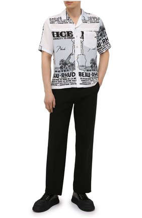 Рубашка из вискозы | Фото №2