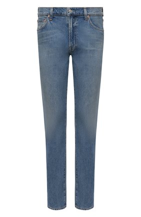 Мужские джинсы CITIZENS OF HUMANITY синего цвета, арт. 6180B-1281 | Фото 1