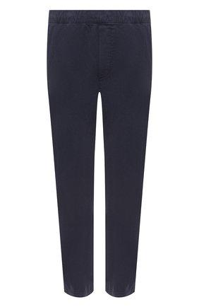 Мужские хлопковые брюки CITIZENS OF HUMANITY темно-синего цвета, арт. 7006-1166 | Фото 1