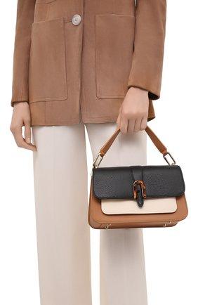 Женская сумка furla sofia grainy FURLA черного цвета, арт. WB00094/HSC000   Фото 2