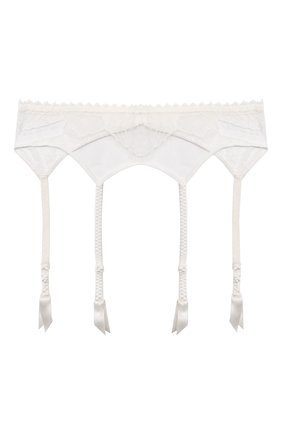 Женский пояс для чулок LISE CHARMEL белого цвета, арт. ACG4762 | Фото 1