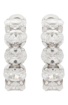 Женские серьги bella LEVASHOVAELAGINA серебряного цвета, арт. bella/ea | Фото 1