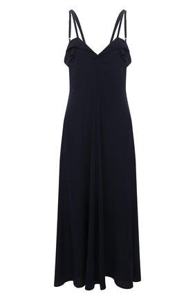 Женское платье Y`S темно-синего цвета, арт. YD-D30-501   Фото 1