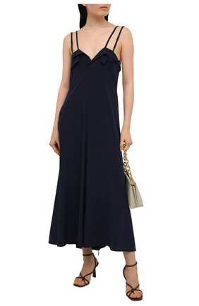 Женское платье Y`S темно-синего цвета, арт. YD-D30-501   Фото 2