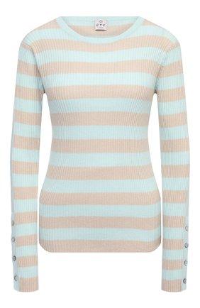 Женский пуловер FTC разноцветного цвета, арт. 826-0370   Фото 1