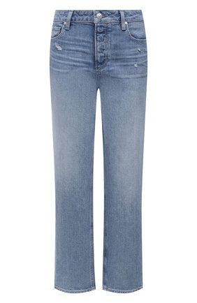 Женские джинсы PAIGE голубого цвета, арт. 6907635-4723 | Фото 1