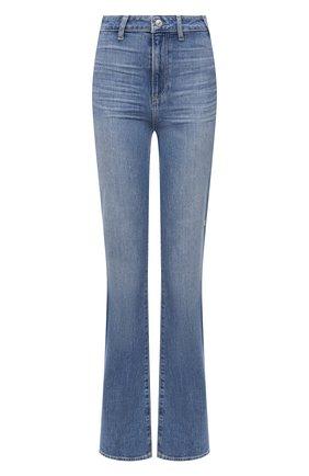Женские джинсы PAIGE голубого цвета, арт. 6629B61-3545 | Фото 1