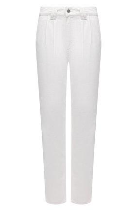 Женские джинсы PAIGE белого цвета, арт. 6026G35-4096 | Фото 1