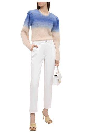 Женские джинсы PAIGE белого цвета, арт. 6026G35-4096 | Фото 2