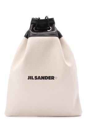Женская сумка JIL SANDER светло-бежевого цвета, арт. JPPS852018-WSB75036N   Фото 1