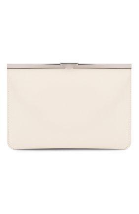 Женская клатч JIL SANDER белого цвета, арт. JSWS852543-WSB00083N | Фото 1