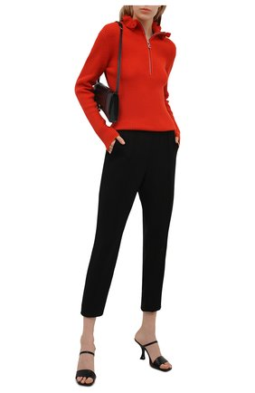Женские брюки WINDSOR черного цвета, арт. 52 DH550H 10004367 | Фото 2