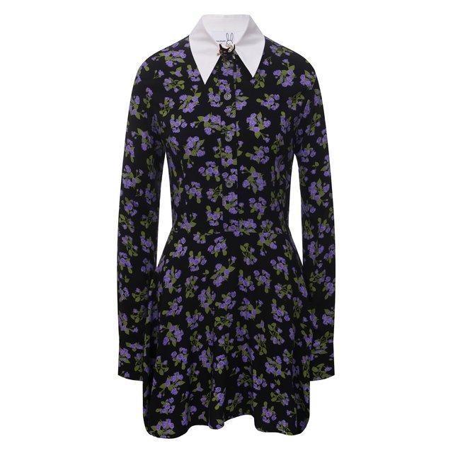 Платье из вискозы Natasha Zinko