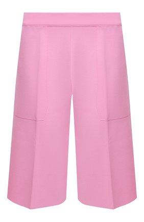 Женские шорты из вискозы MRZ розового цвета, арт. S21-0024 | Фото 1