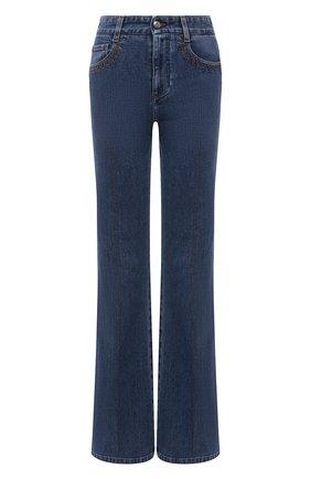 Женские джинсы CHLOÉ синего цвета, арт. CHC21UDP82151 | Фото 1
