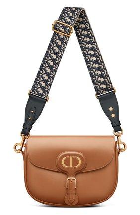 Женская сумка dior bobby large DIOR светло-коричневого цвета, арт. M9320UMOBM62E | Фото 1 (Материал: Натуральная кожа; Сумки-технические: Сумки через плечо; Размер: large)