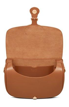 Женская сумка dior bobby large DIOR светло-коричневого цвета, арт. M9320UMOBM62E | Фото 2 (Материал: Натуральная кожа; Сумки-технические: Сумки через плечо; Размер: large)