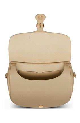 Женская сумка dior bobby large DIOR бежевого цвета, арт. M9320UBBYM925 | Фото 2 (Материал: Натуральная кожа; Сумки-технические: Сумки через плечо; Размер: large)