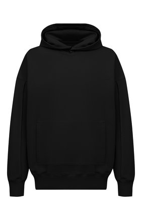 Мужской хлопковое худи A-COLD-WALL* черного цвета, арт. ACWMW030 | Фото 1