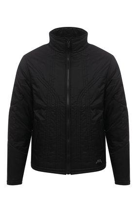 Мужская куртка A-COLD-WALL* черного цвета, арт. ACWM0026 | Фото 1